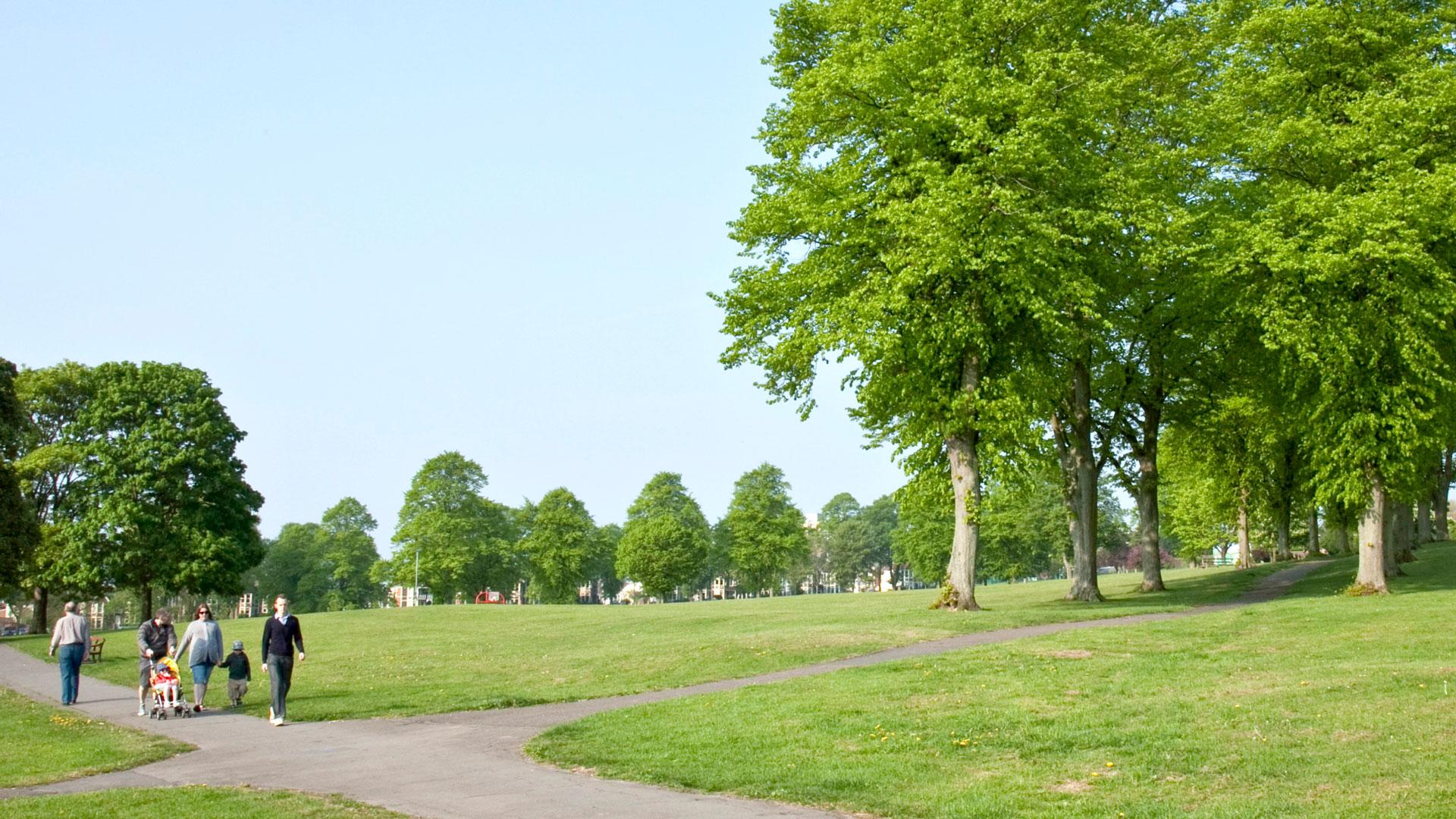 Image of a Bristol Park