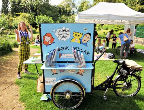 Bristol Libraries to receive Arts Council funding to pedal library services to Bristol